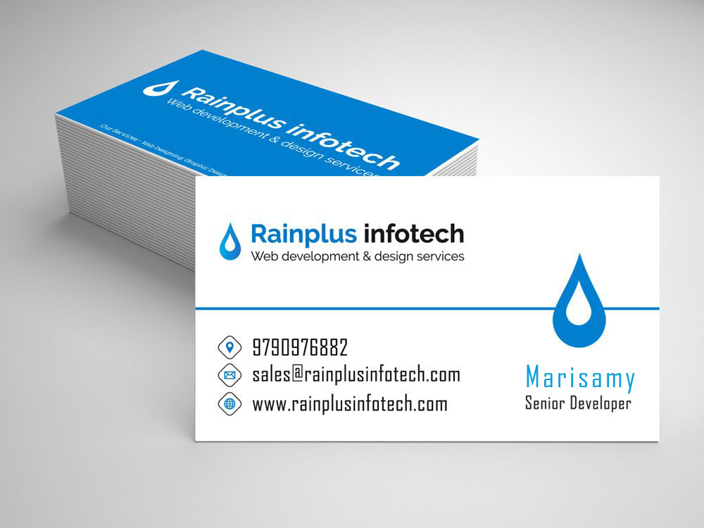 Visiting Card Design in Chennai, Business Card Design in Chennai