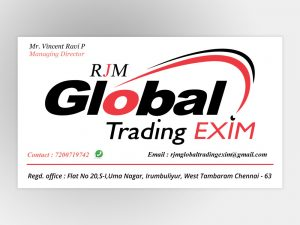 Visiting Card Global Trading