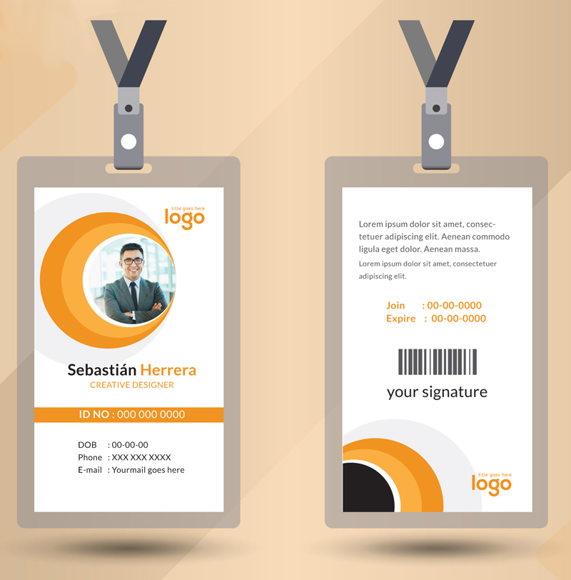 ID Card Printing Services Company in Chennai, Professional Id Card Design in Chennai