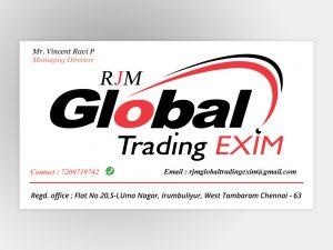 Visiting Card Global Trading